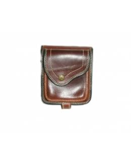 Сумка мужская барсетка коричневая