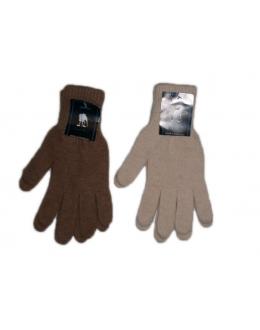 Перчатки верблюжьи коричневые