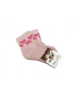 Носки верблюжьи розовые